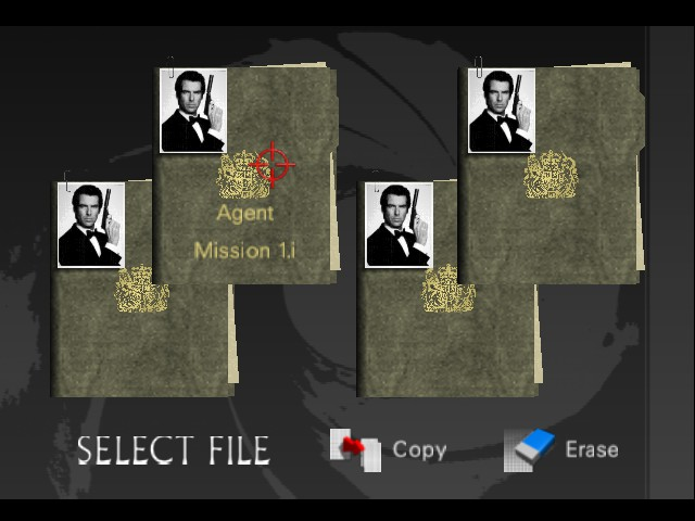 GoldenEye 007 - Look at how many books I wrote! - User Screenshot
